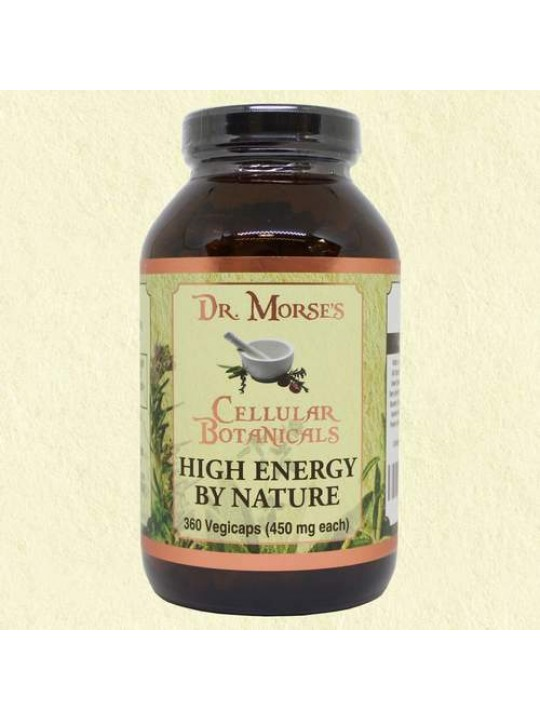 High Energy by Nature (360 Capsules)