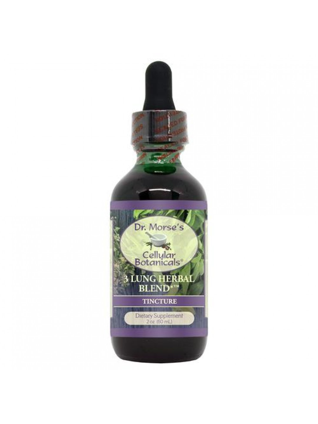 3 Lung Herbal Blend (2oz Tincture)