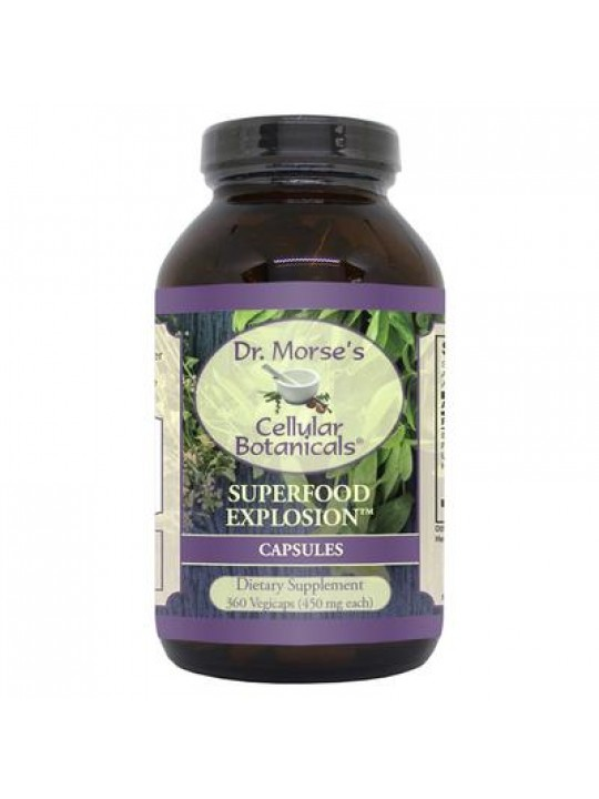 Superfood Explosion  (360 CAPSULES)  NEW!!!!