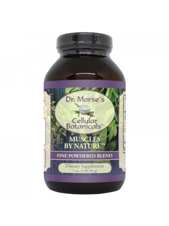 Muscles by Nature (7oz Powder)